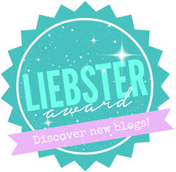 Liebster Award Sign